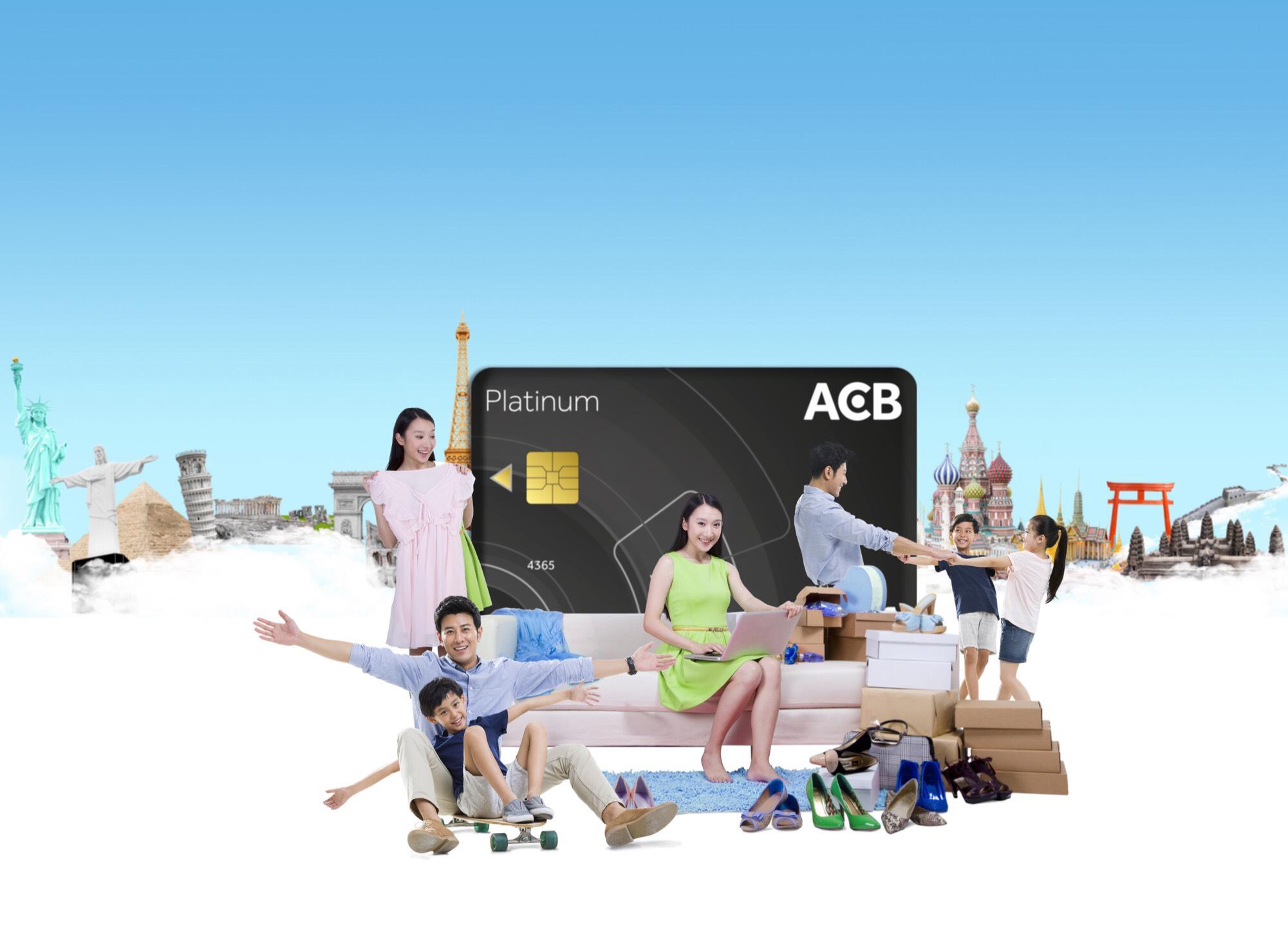 Cách mở thẻ tín dụng Ngân hàng ACB, điều kiện và thủ tục làm thẻ tín dụng - Ảnh 1.