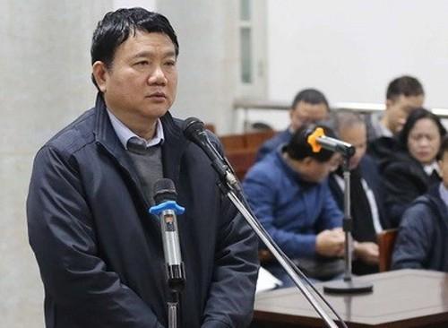 Ông Đinh La Thăng sẽ hầu tòa vào ngày 14/12 - Ảnh 1.
