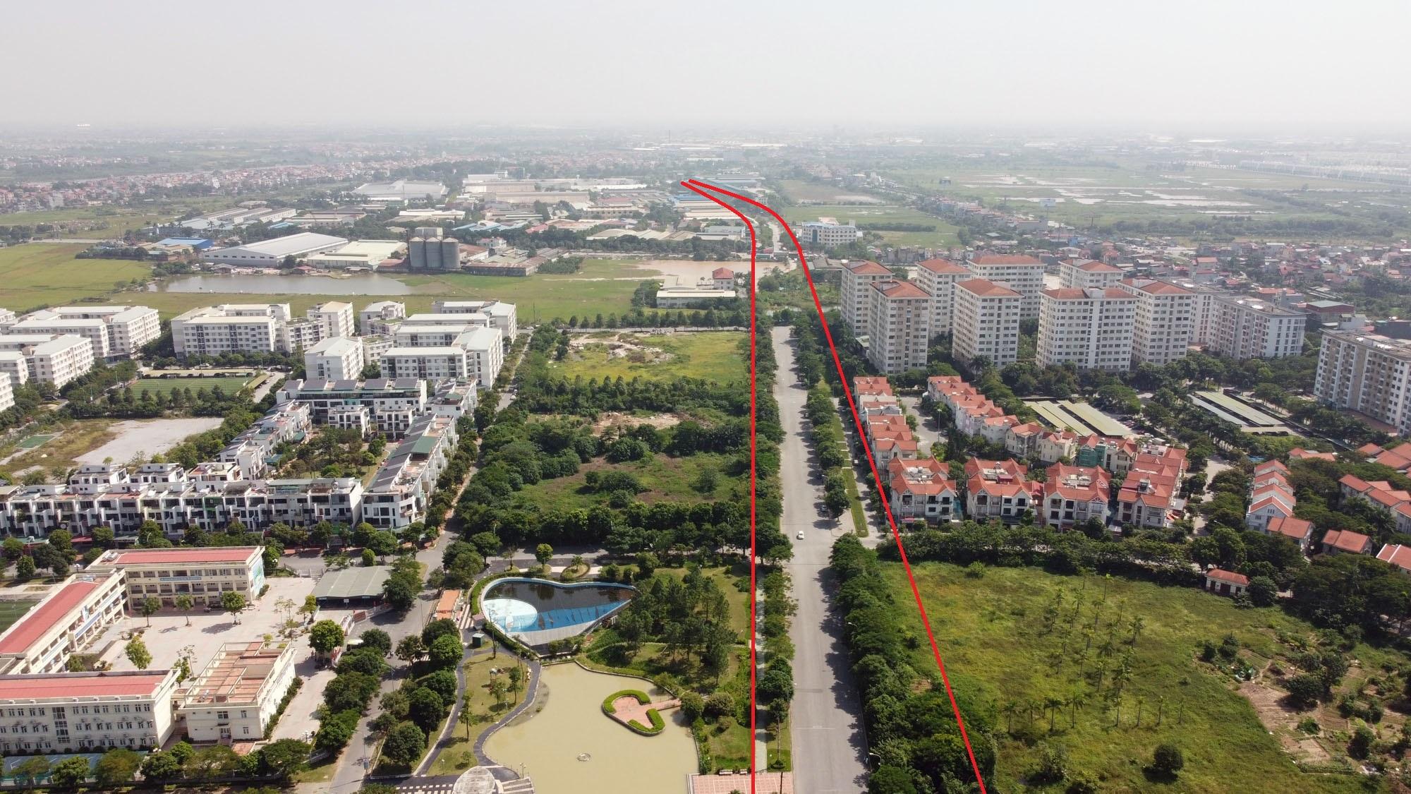 4 đường sẽ mở theo qui hoạch ở xã Dương Xá, Gia Lâm, Hà Nội - Ảnh 3.