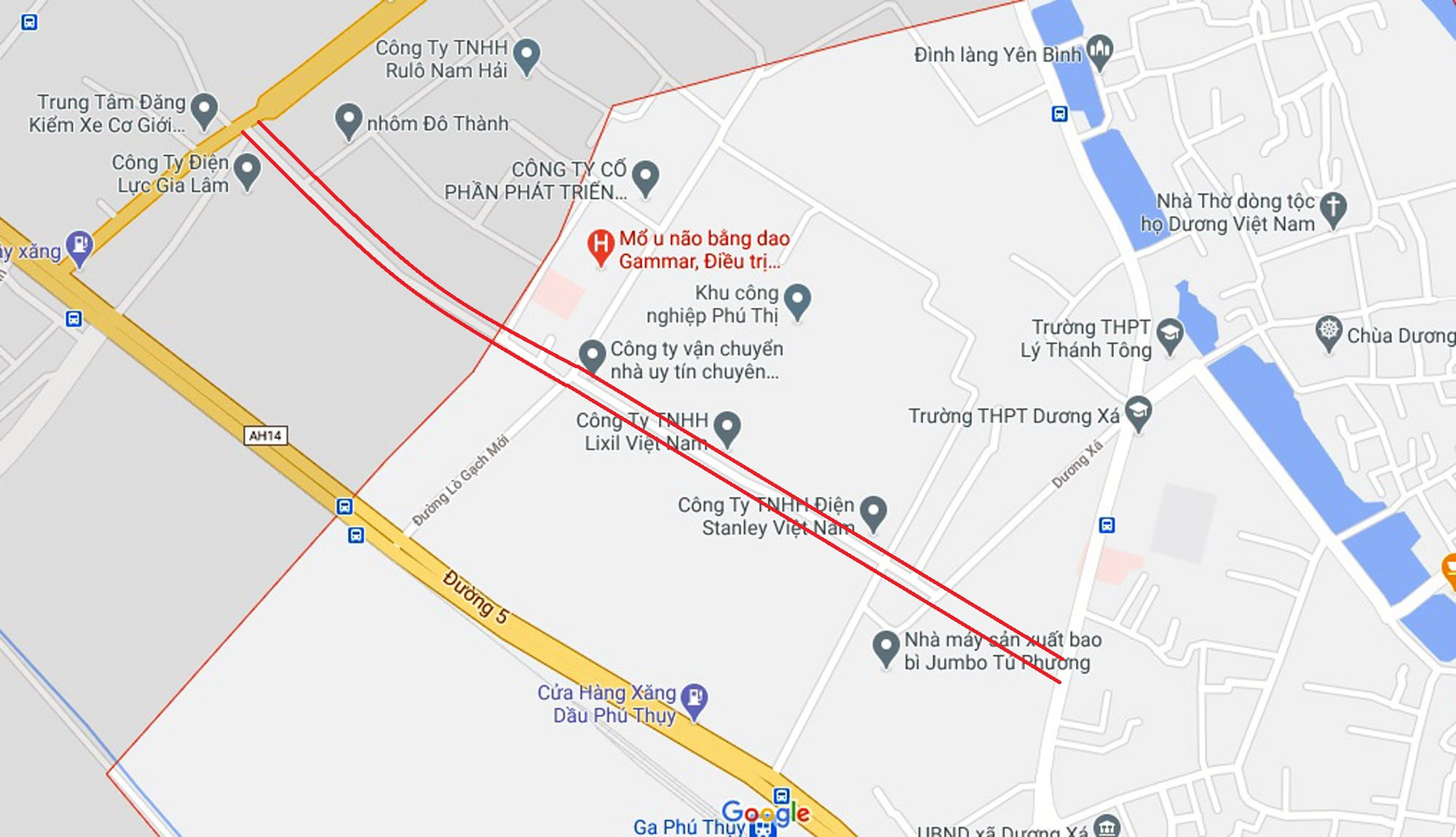 4 đường sẽ mở theo qui hoạch ở xã Dương Xá, Gia Lâm, Hà Nội - Ảnh 2.