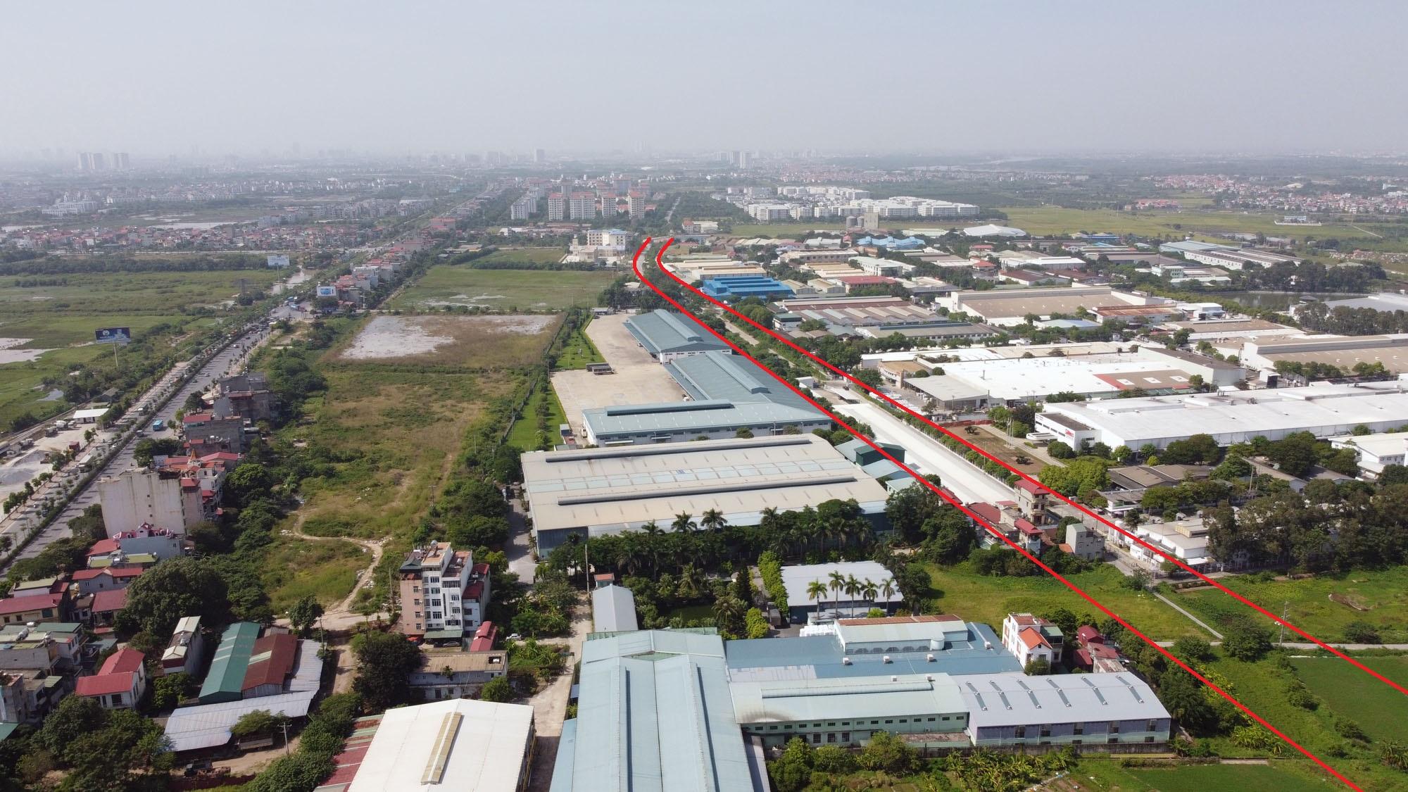 4 đường sẽ mở theo qui hoạch ở xã Dương Xá, Gia Lâm, Hà Nội - Ảnh 4.