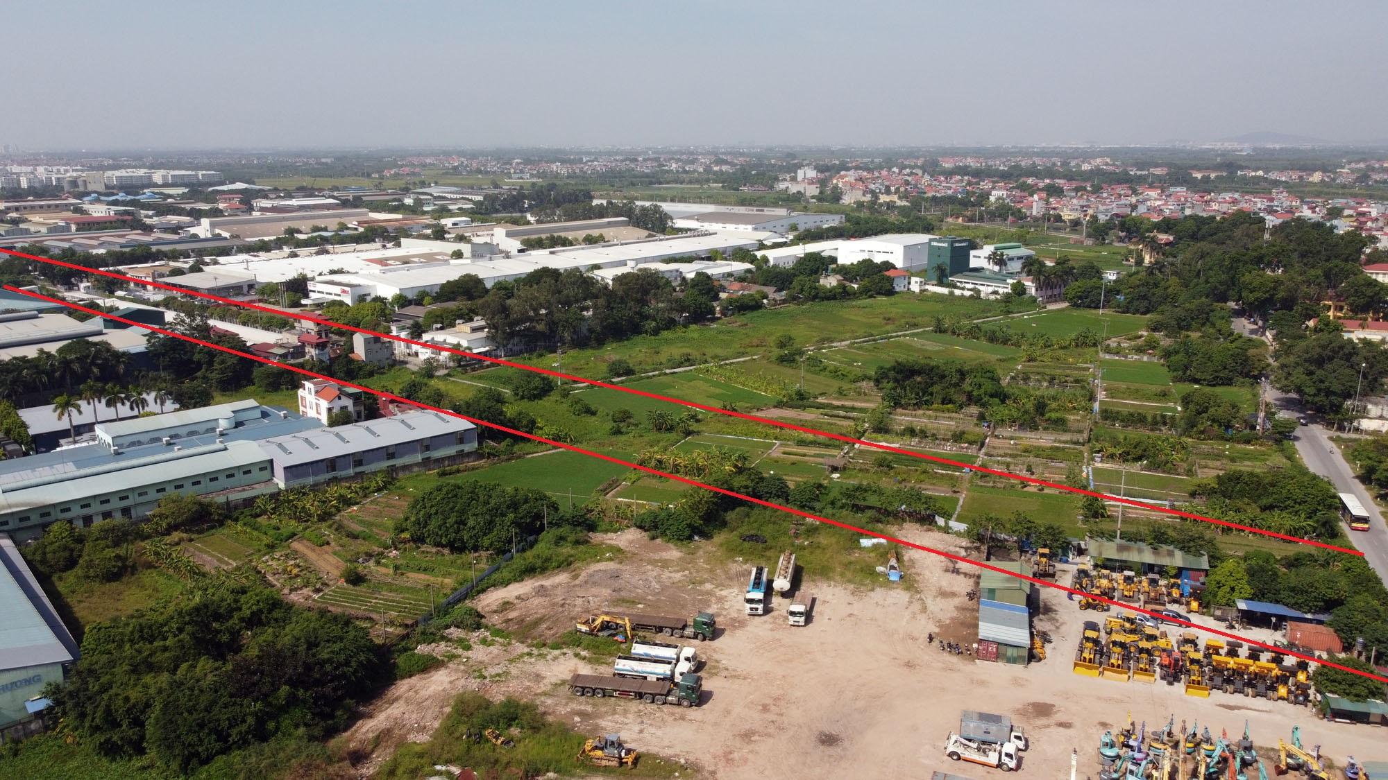 4 đường sẽ mở theo qui hoạch ở xã Dương Xá, Gia Lâm, Hà Nội - Ảnh 5.