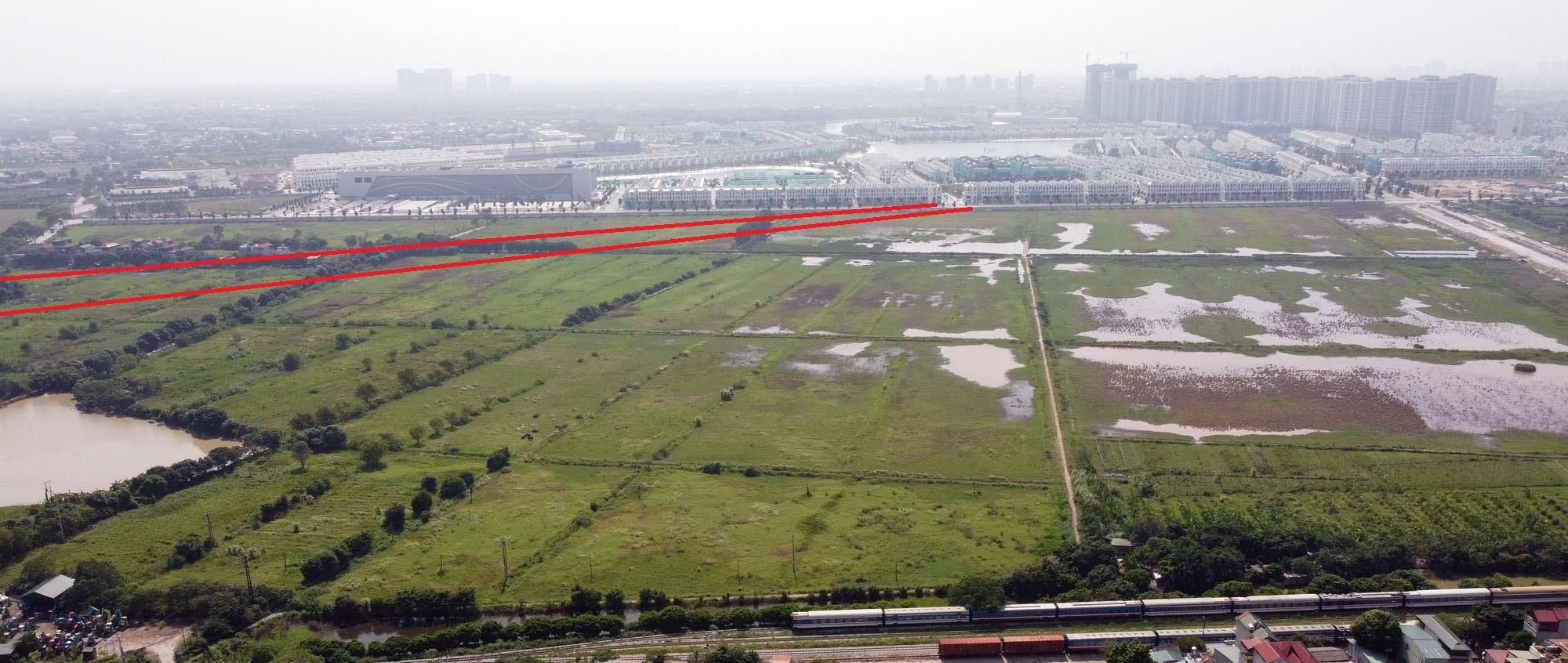 4 đường sẽ mở theo qui hoạch ở xã Dương Xá, Gia Lâm, Hà Nội - Ảnh 9.