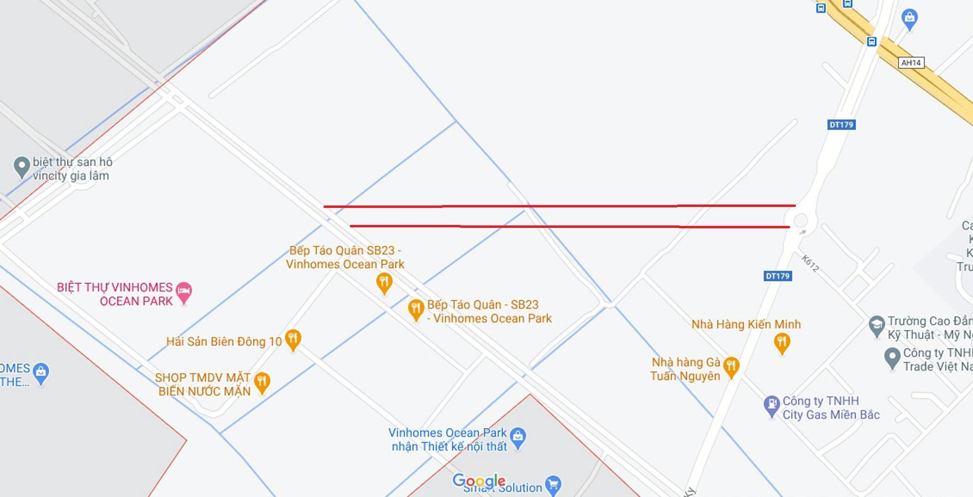 4 đường sẽ mở theo qui hoạch ở xã Dương Xá, Gia Lâm, Hà Nội - Ảnh 8.