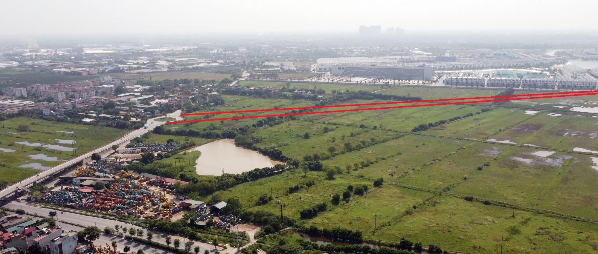 4 đường sẽ mở theo qui hoạch ở xã Dương Xá, Gia Lâm, Hà Nội - Ảnh 10.