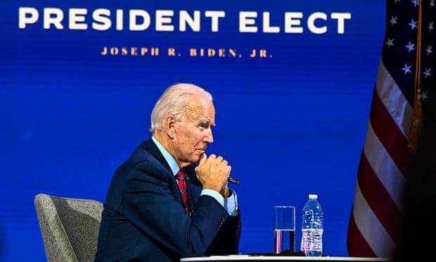 Ông Biden có nhiều đặc quyền trong lúc tiếp nhận chuyển giao - Ảnh 1.