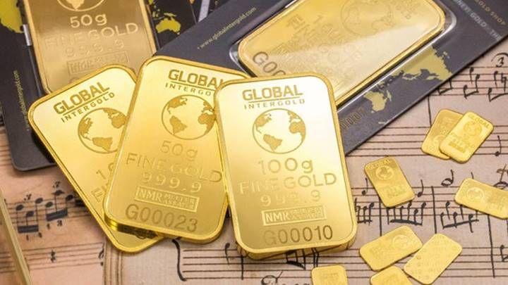 Giá vàng hôm nay 24/11: Tiếp tục lao dốc, SJC mất hơn 600.000 đồng/lượng - Ảnh 1.