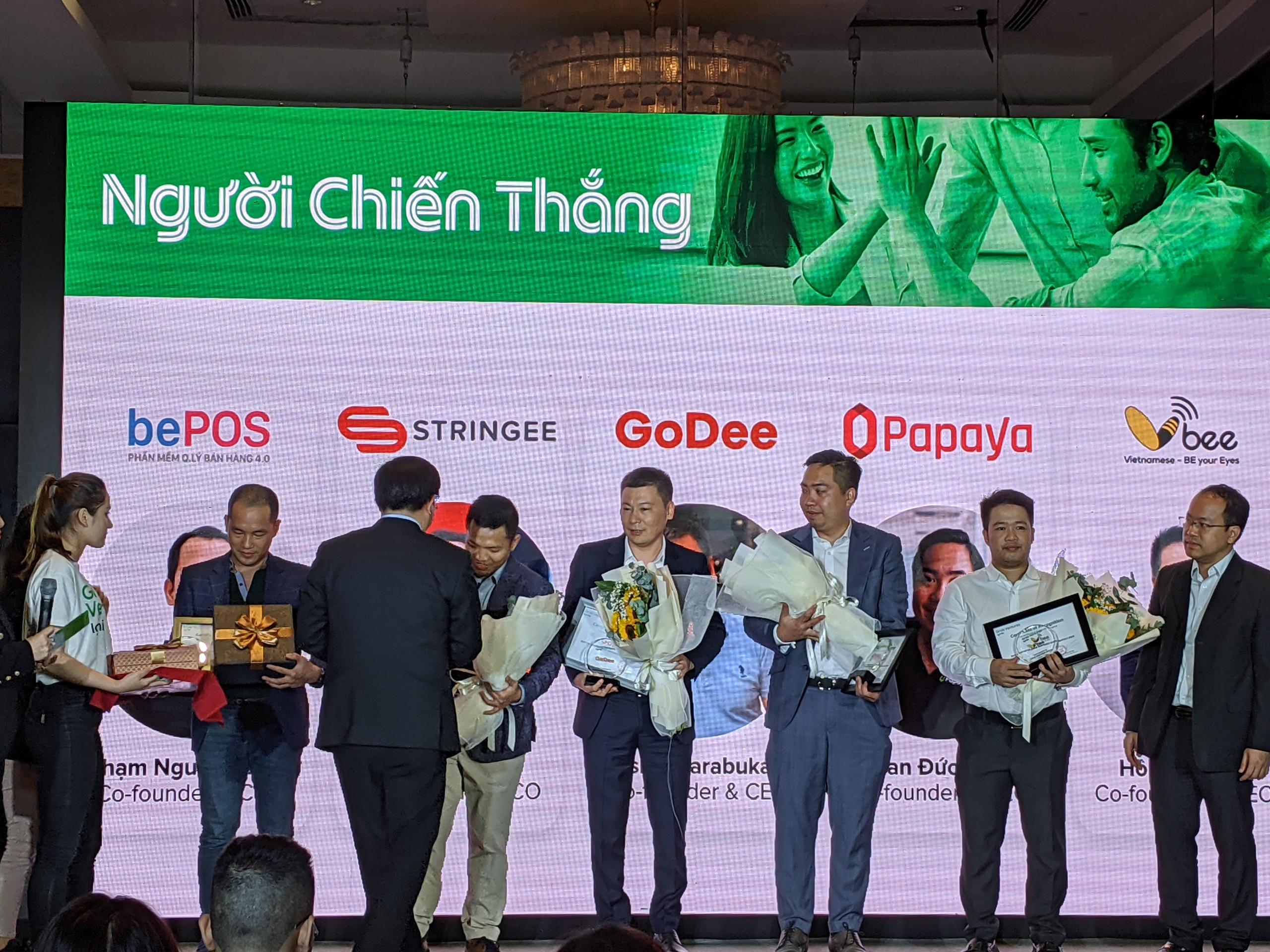 5 startup thắng giải Grab Ventures Ignite 2020 - Ảnh 1.