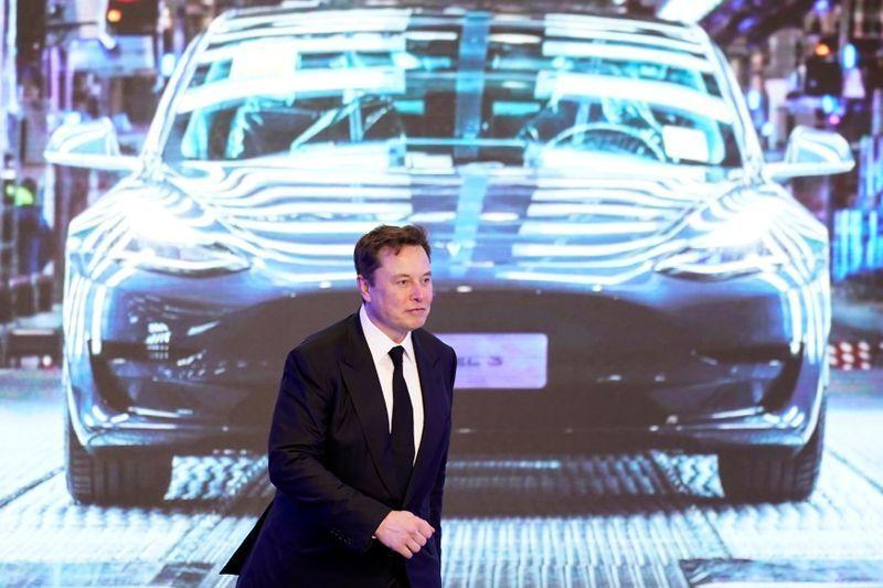 Vốn hóa Tesla lần đầu vượt 500 tỉ USD - Ảnh 1.