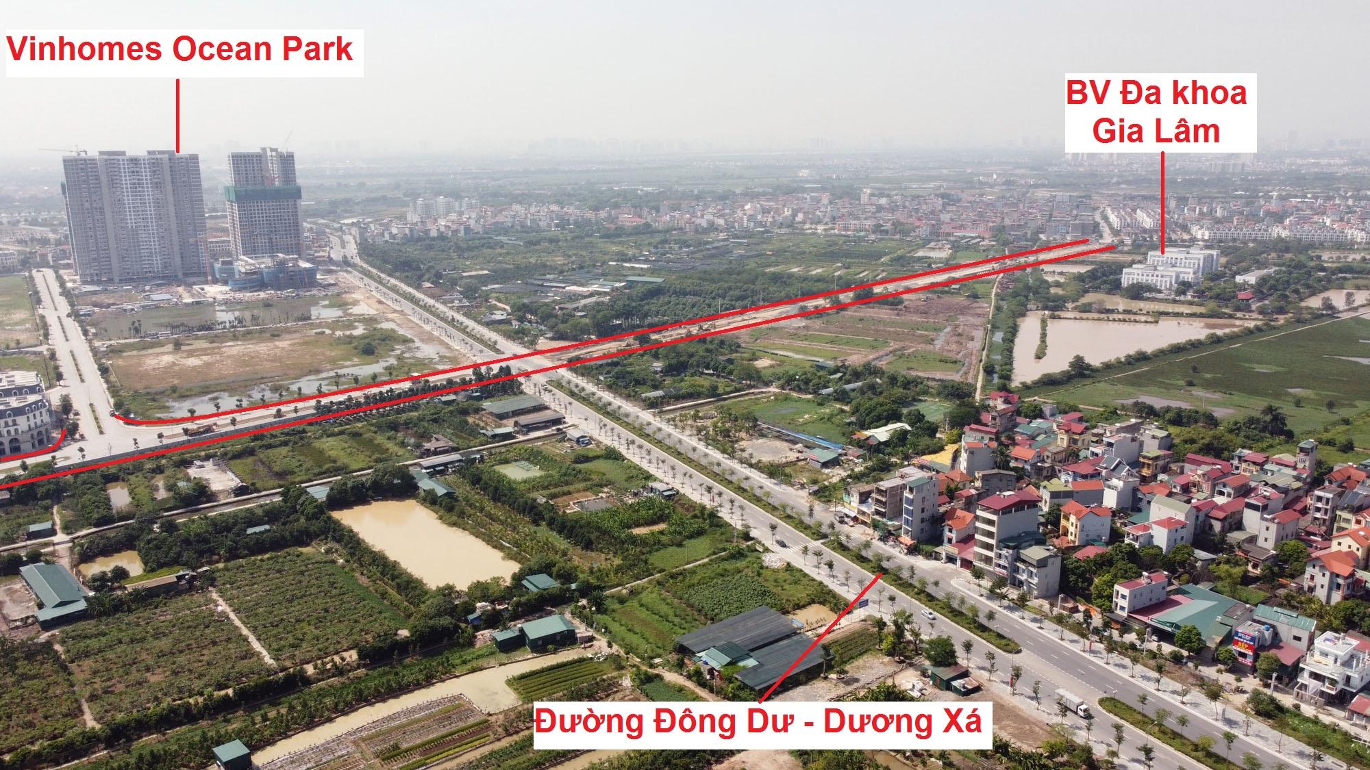 Ba đường sẽ mở theo qui hoạch ở thị trấn Trâu Quỳ, Gia Lâm, Hà Nội - Ảnh 4.