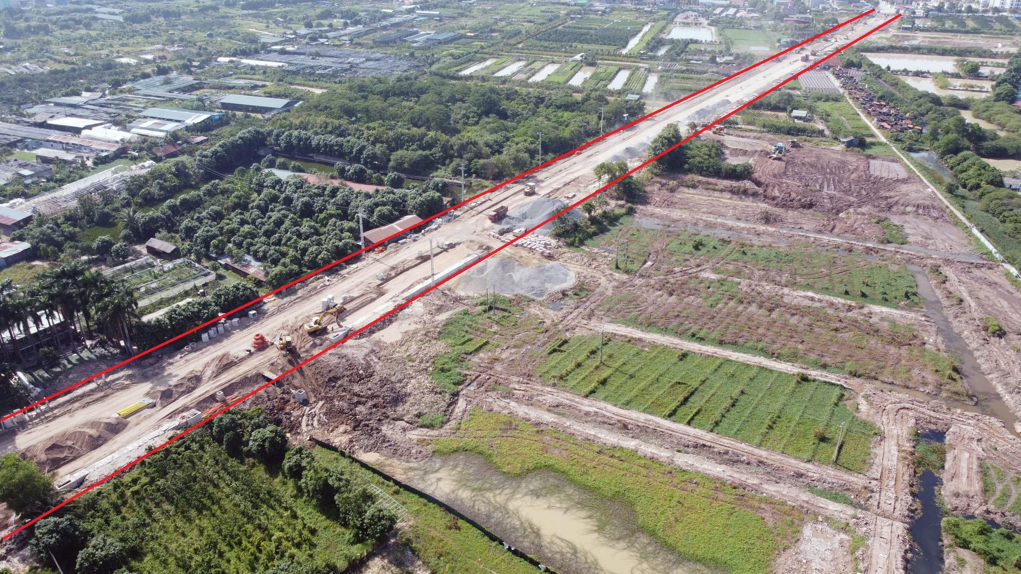 Ba đường sẽ mở theo qui hoạch ở thị trấn Trâu Quỳ, Gia Lâm, Hà Nội - Ảnh 6.