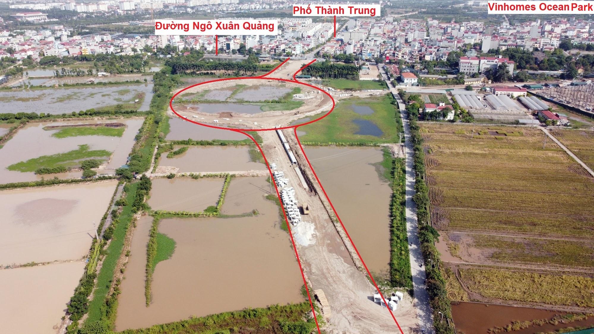 Ba đường sẽ mở theo qui hoạch ở thị trấn Trâu Quỳ, Gia Lâm, Hà Nội - Ảnh 8.