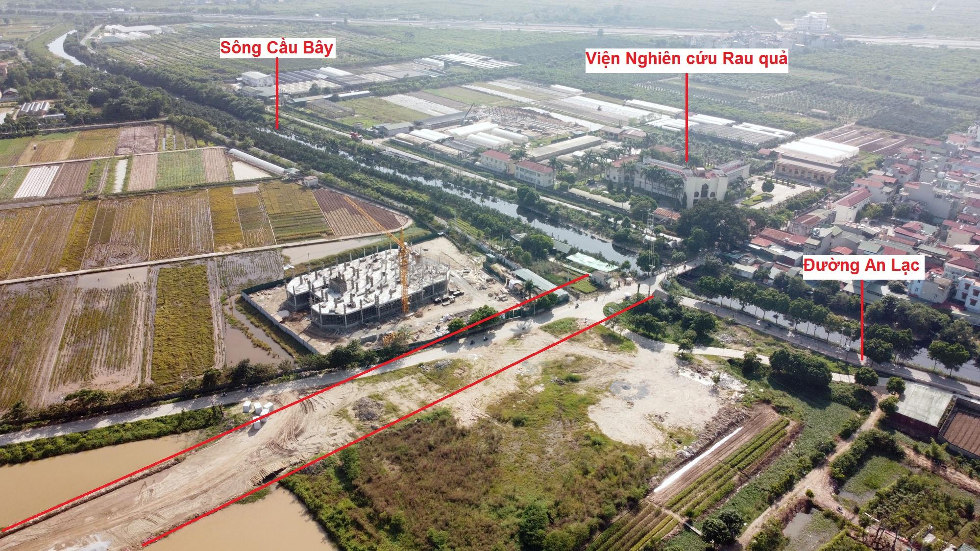 Ba đường sẽ mở theo qui hoạch ở thị trấn Trâu Quỳ, Gia Lâm, Hà Nội - Ảnh 9.