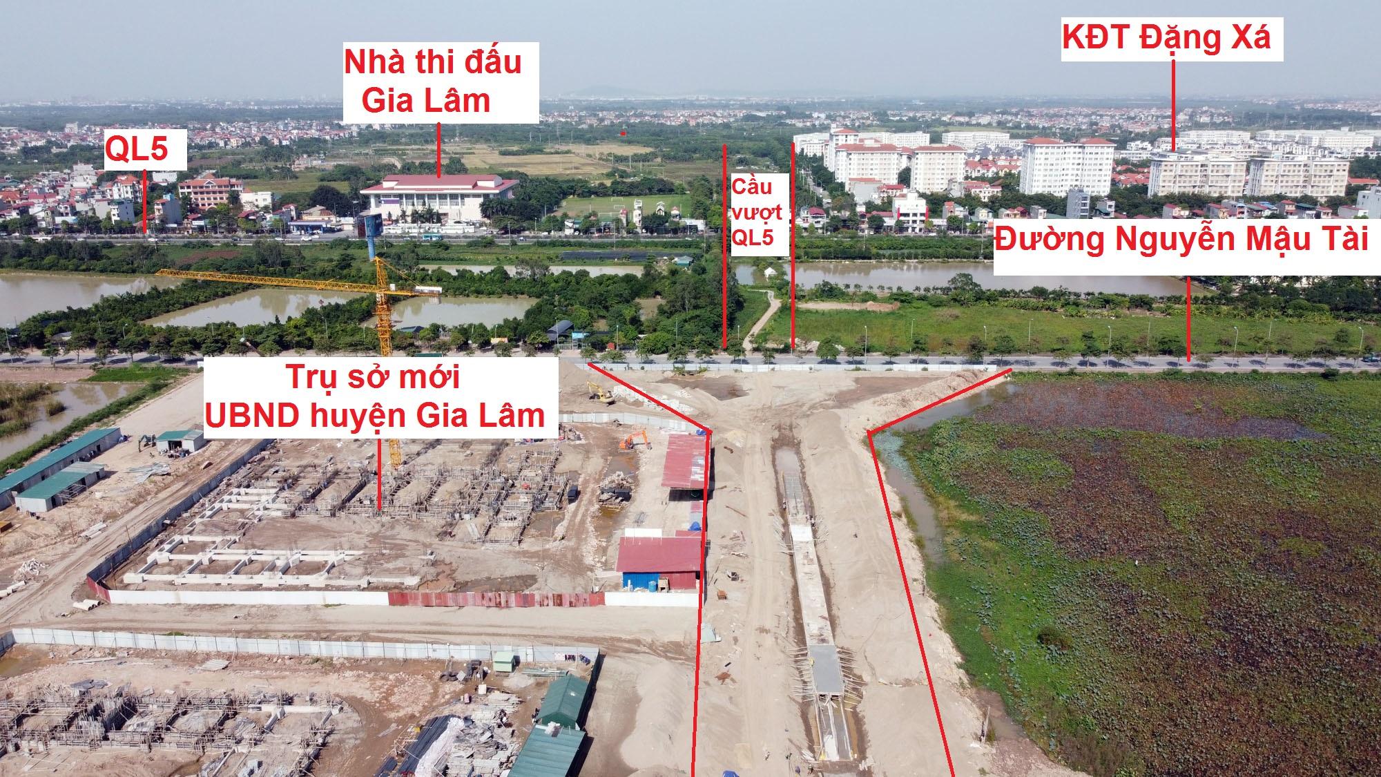Ba đường sẽ mở theo qui hoạch ở thị trấn Trâu Quỳ, Gia Lâm, Hà Nội - Ảnh 16.