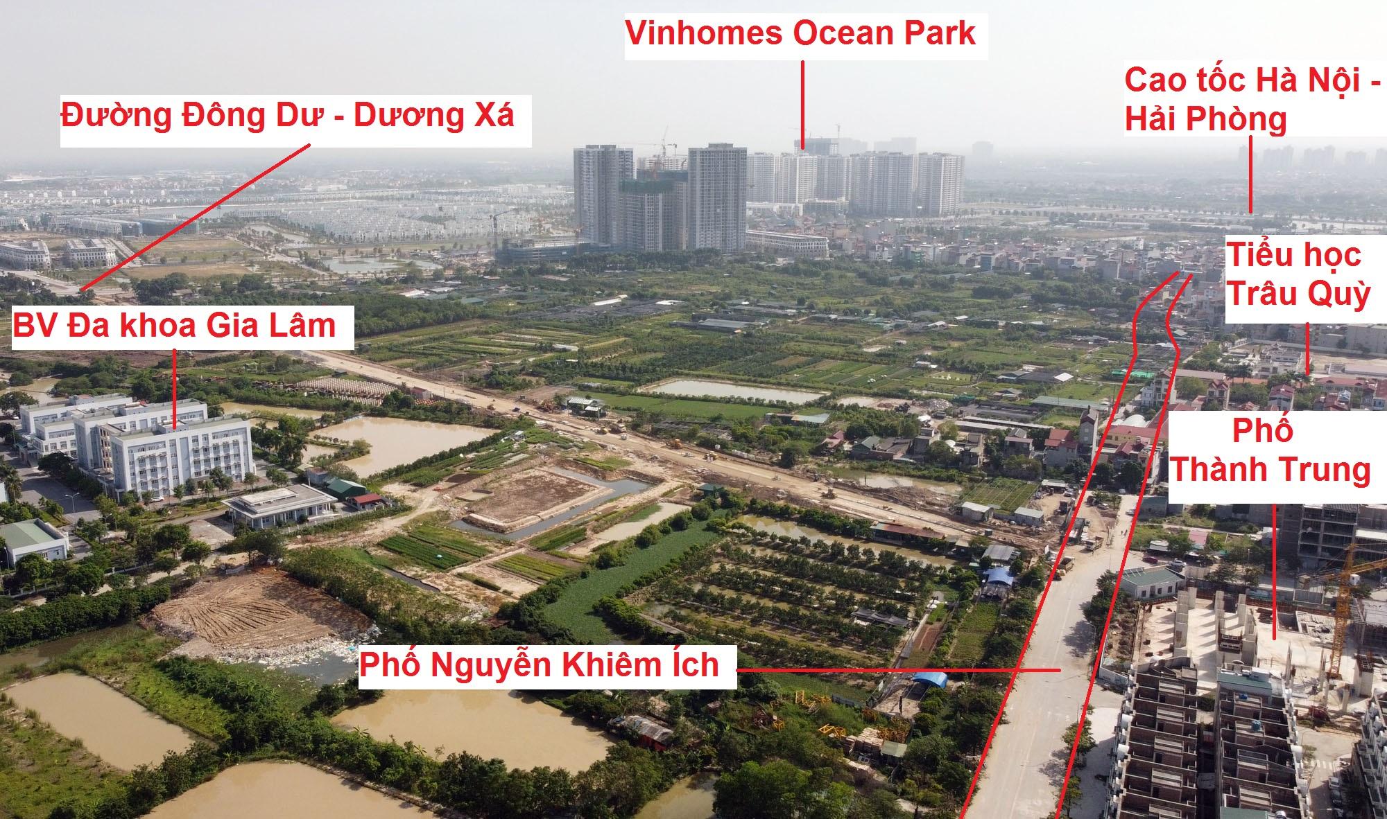 Ba đường sẽ mở theo qui hoạch ở thị trấn Trâu Quỳ, Gia Lâm, Hà Nội - Ảnh 17.