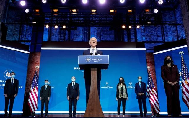 Ông Biden loại bỏ chính sách đối ngoại của Trump, khẳng định 'Mỹ đã sẵn sàng quay trở lại' - Ảnh 1.