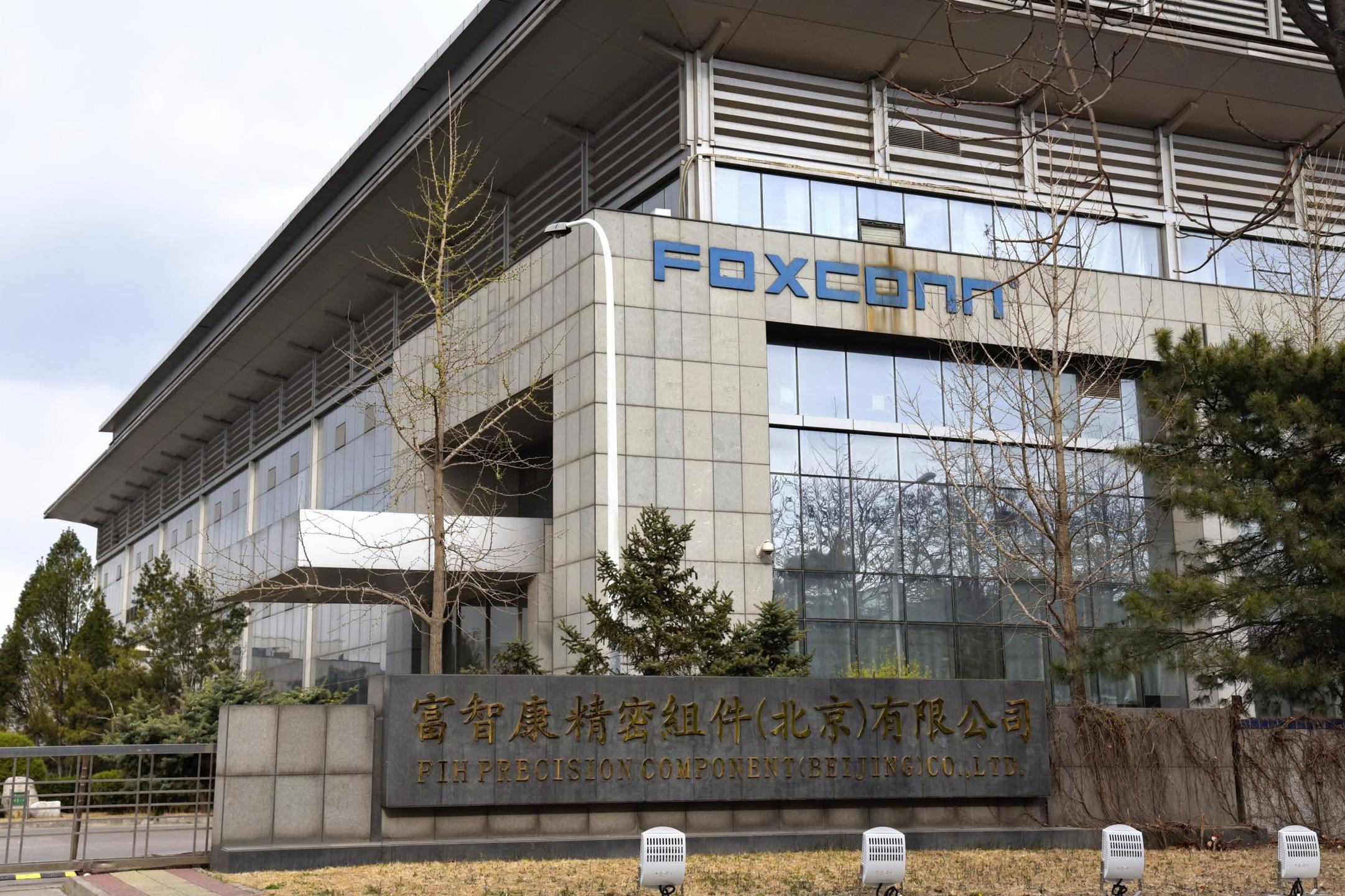 Foxconn rót thêm 270 triệu USD nhằm mở rộng sản xuất tại Việt Nam