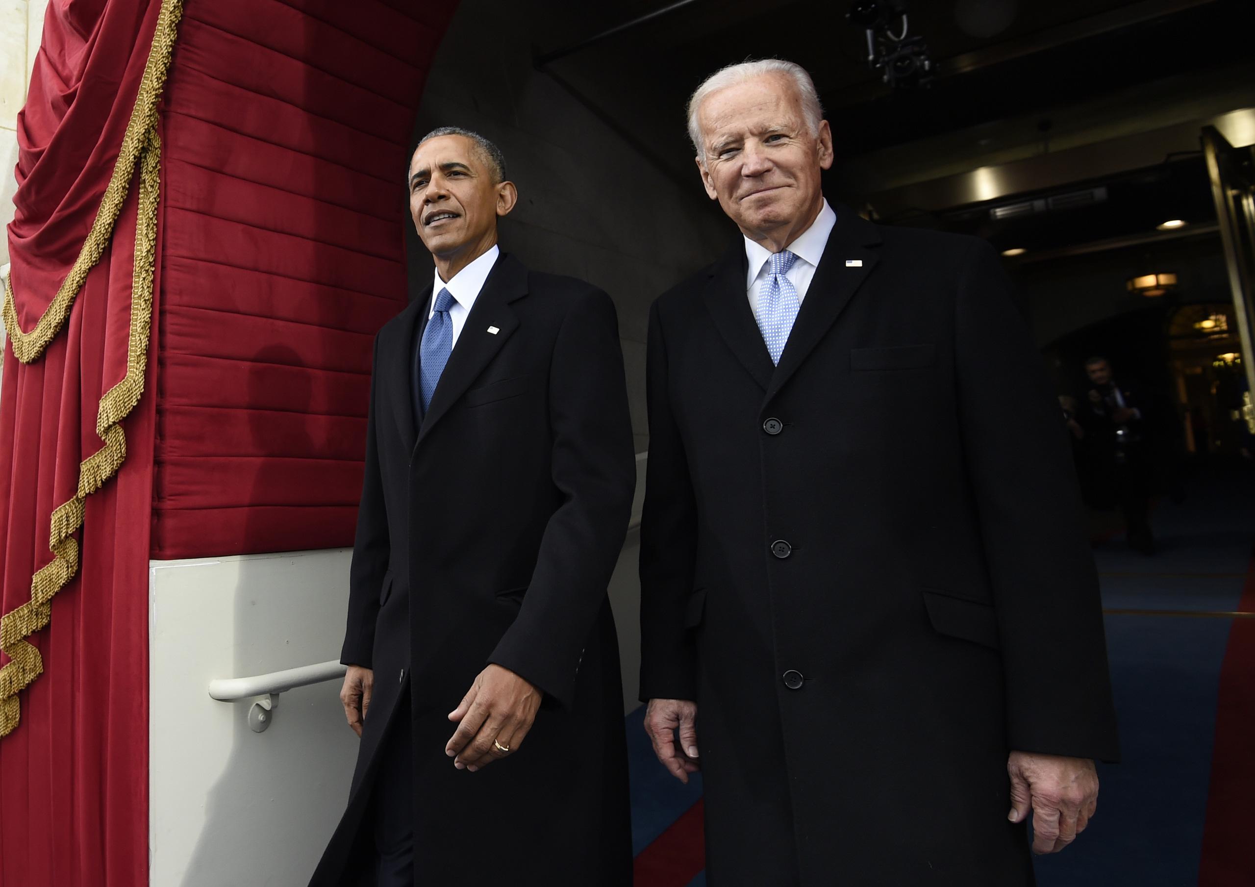 Tổng thống đắc cử Biden: 'Đây không phải nhiệm kì thứ ba của ông Obama' - Ảnh 1.