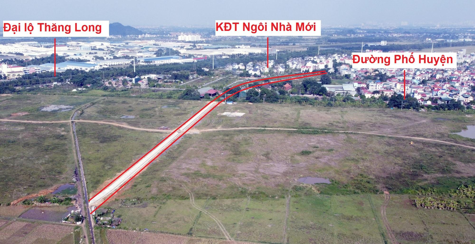 đường sẽ mở theo qui hoạch ở thị trấn Quốc Oai, Quốc Oai, Hà Nội - Ảnh 3.