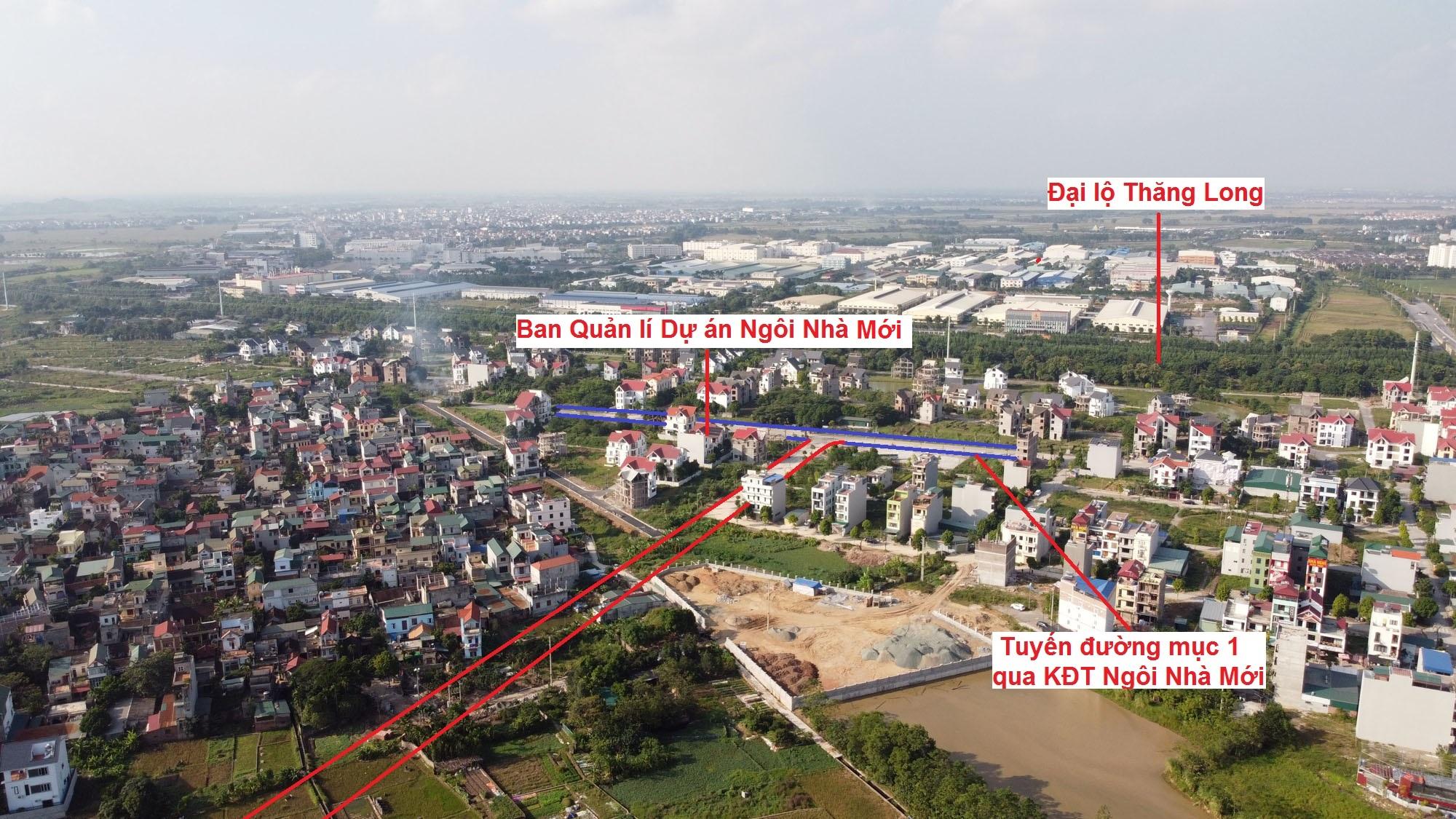 Ba đường sẽ mở theo qui hoạch ở thị trấn Quốc Oai, Quốc Oai, Hà Nội - Ảnh 13.