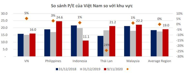 Động lực nào để mua cổ phiếu Việt Nam năm 2021? - Ảnh 1.