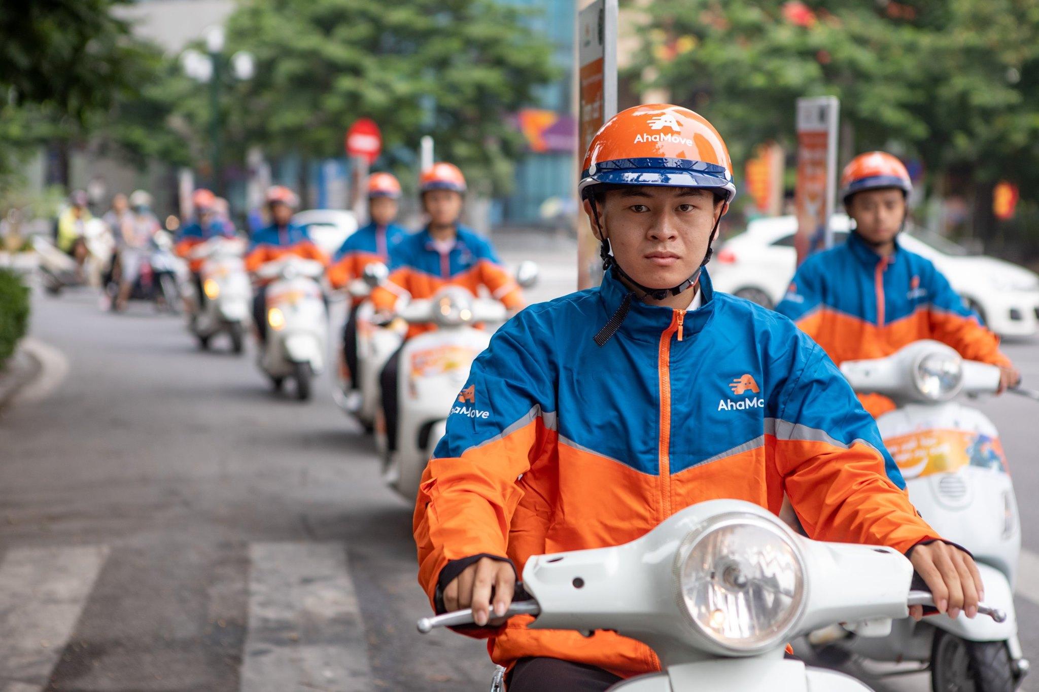 'Ông chủ' Giao Hàng Nhanh, AhaMove với cuộc chiến 'trong nguy có cơ' ở mảng logistics Việt Nam - Ảnh 5.