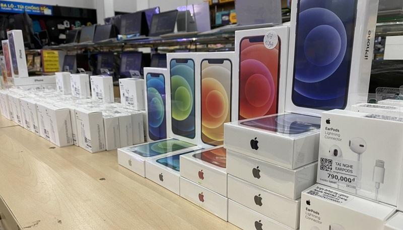 iPhone 12 được mở bán vào nửa đêm - Ảnh 6.