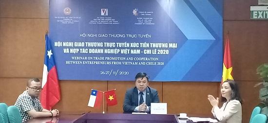Cần tận dụng các FTA để mở rộng khai thác thị trường Chile - Ảnh 1.