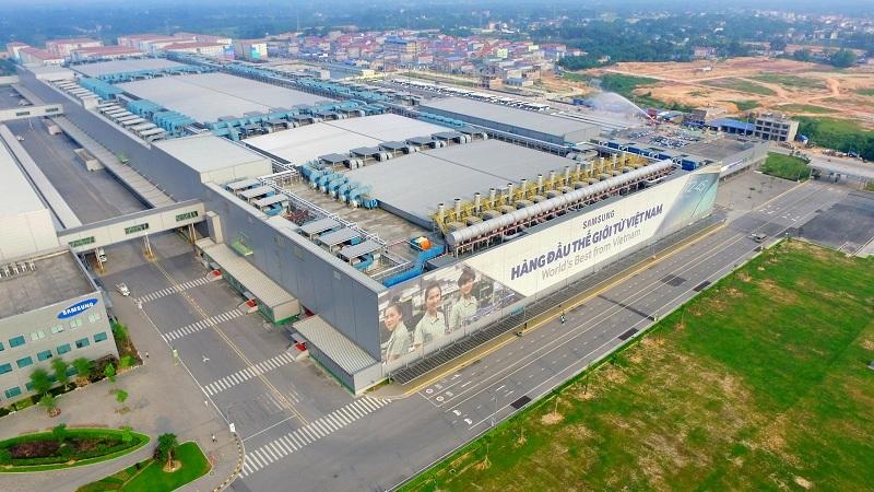 Samsung rót bao nhiêu tiền vào TP HCM, Bắc Ninh, Thái Nguyên? - Ảnh 1.