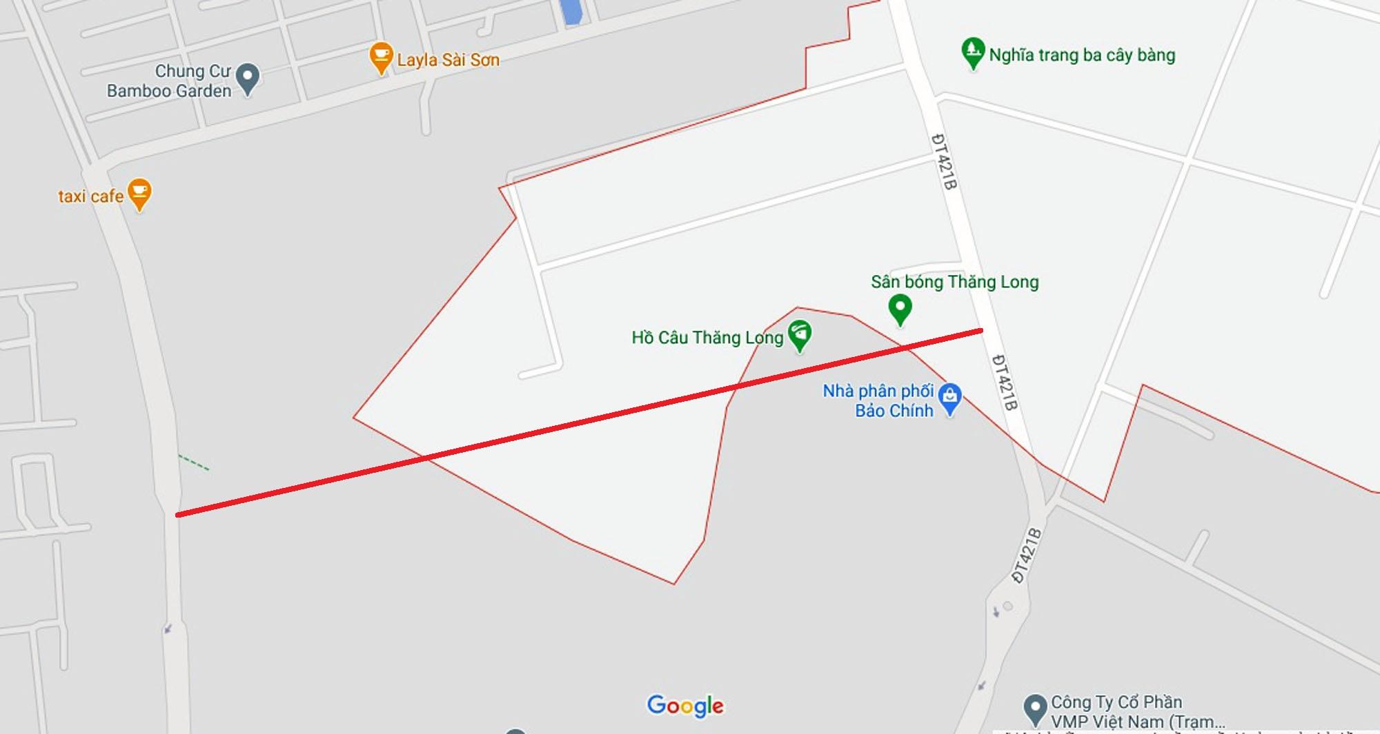 Ba đường sẽ mở theo qui hoạch ở xã Phượng Cách, Quốc Oai, Hà Nội - Ảnh 12.