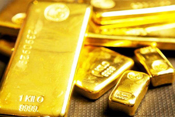 Giá vàng hôm nay 30/11: Mở phiên đầu tuần, SJC giảm mạnh 600.000 đồng/lượng - Ảnh 1.
