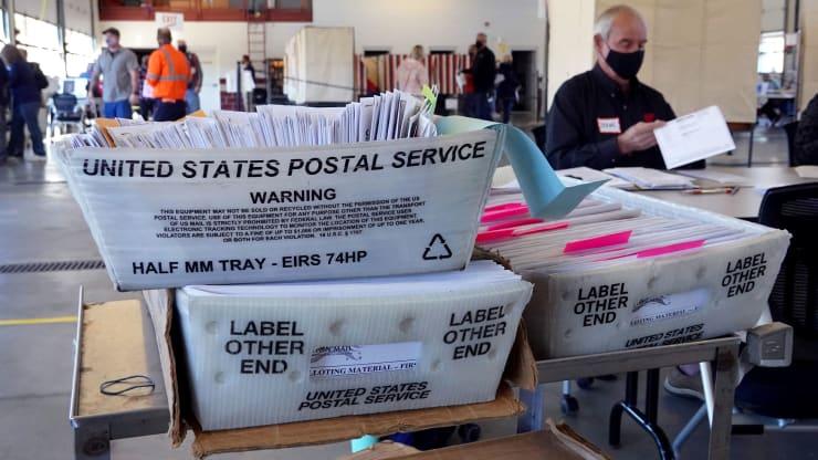 Dự báo chứng khoán Mỹ tiếp tục đi lên sau Ngày bầu cử - Ảnh 1.