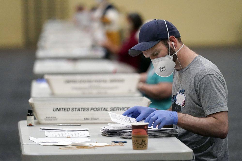 Mỹ kiểm phiếu bầu tổng thống như thế nào? - Ảnh 3.