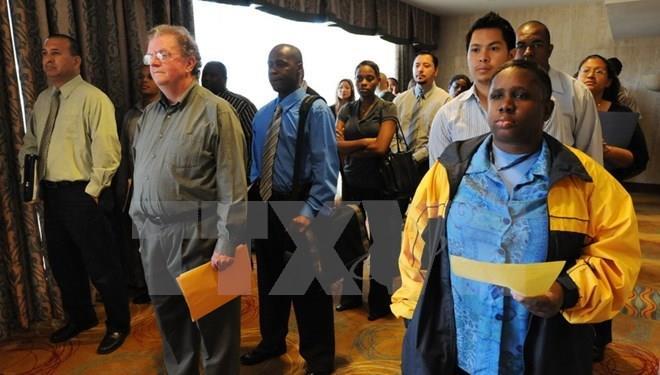 Tỷ lệ thất nghiệp tại Mỹ bất ngờ giảm xuống 6,9% trong tháng 10 - Ảnh 1.
