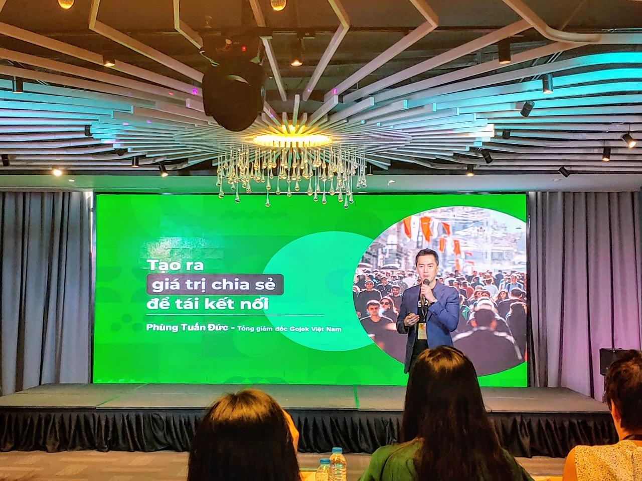 TGĐ Gojek: Mô hình kinh doanh CSV kì vọng là xu thế - Ảnh 1.
