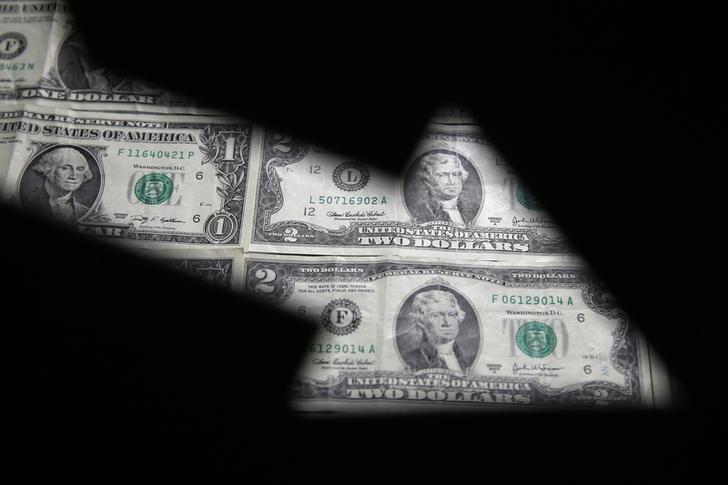 Tỷ giá USD hôm nay 14/04: Rơi xuống mức đáy 3 tuần sau khi dữ liệu lạm phát của Mỹ được công bố - Ảnh 1.
