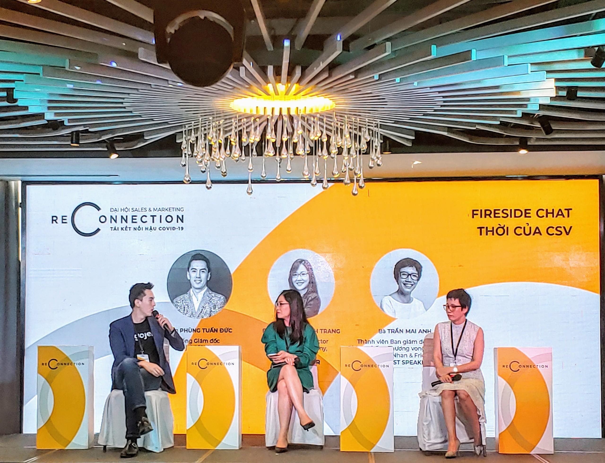 CEO Gojek: Mô hình kinh doanh CSV kì vọng là xu thế - Ảnh 2.