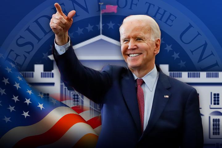 Dow Jones futures tăng 400 điểm sau dự báo ông Biden thắng cử tổng thống - Ảnh 1.