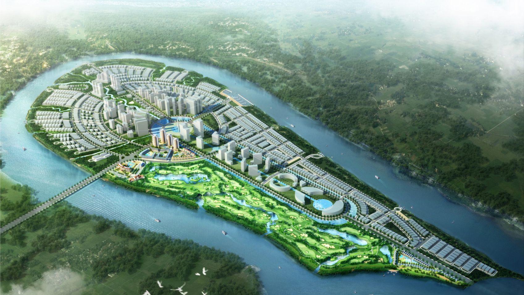 DIC Corp tìm đối tác cho một số dự án thành phần tại Khu đô thị Đại Phước - Ảnh 1.