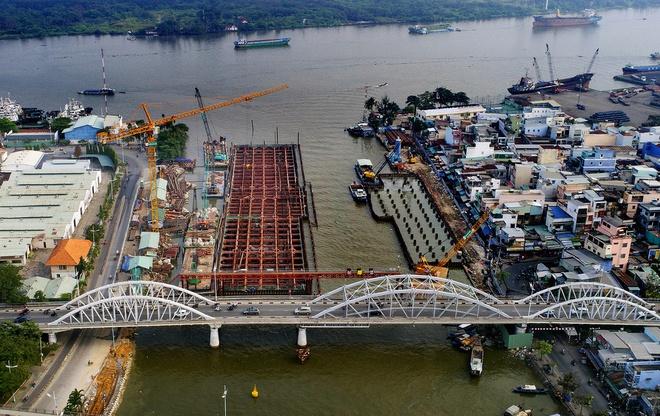 Dự án chống ngập 10.000 tỉ ở TP HCM trước bờ vực bỏ dở dù đã thực hiện 93% tiến độ - Ảnh 3.