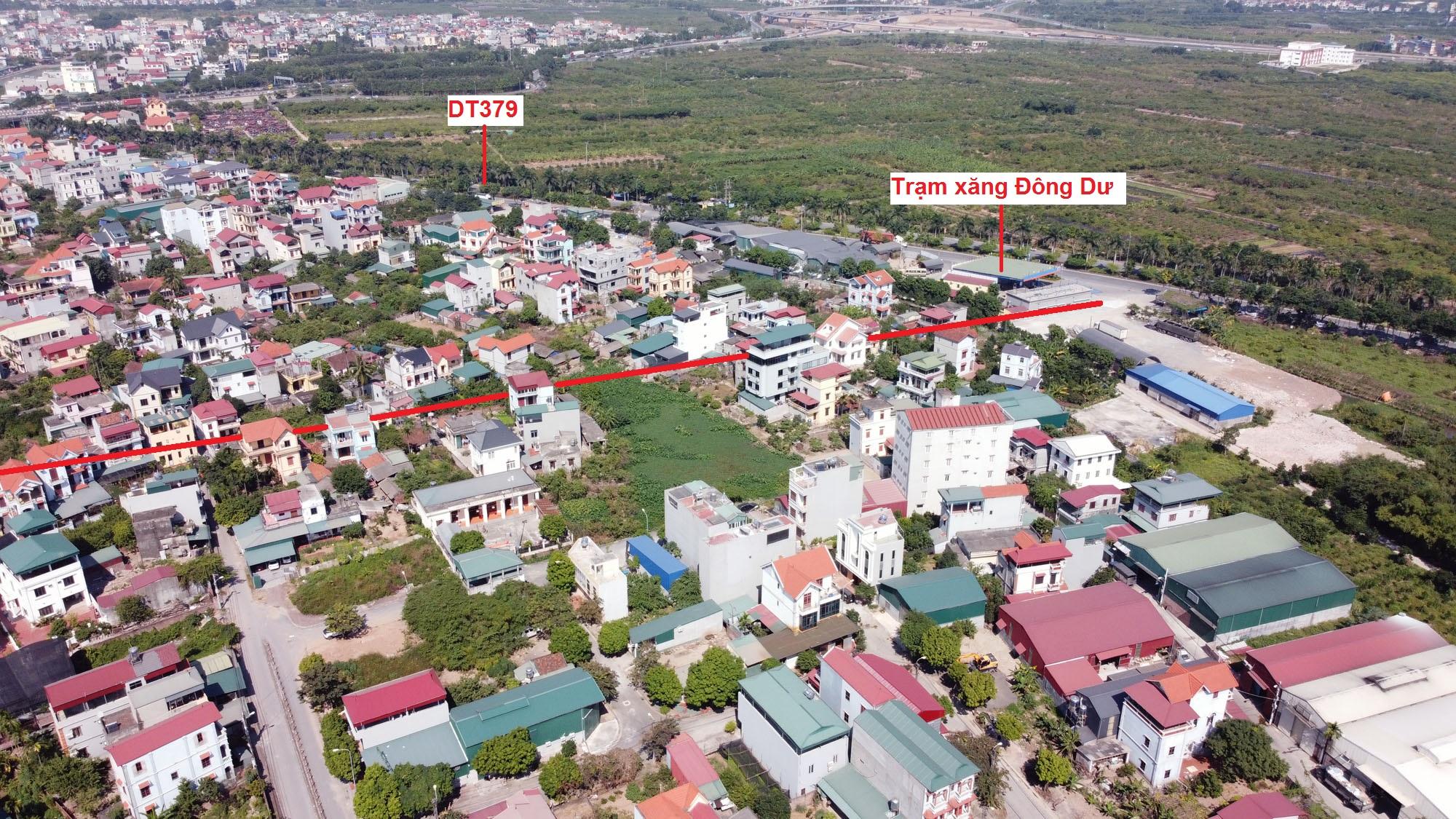 4 đường sẽ mở theo qui hoạch ở xã Đông Dư, Gia Lâm, Hà Nội - Ảnh 6.