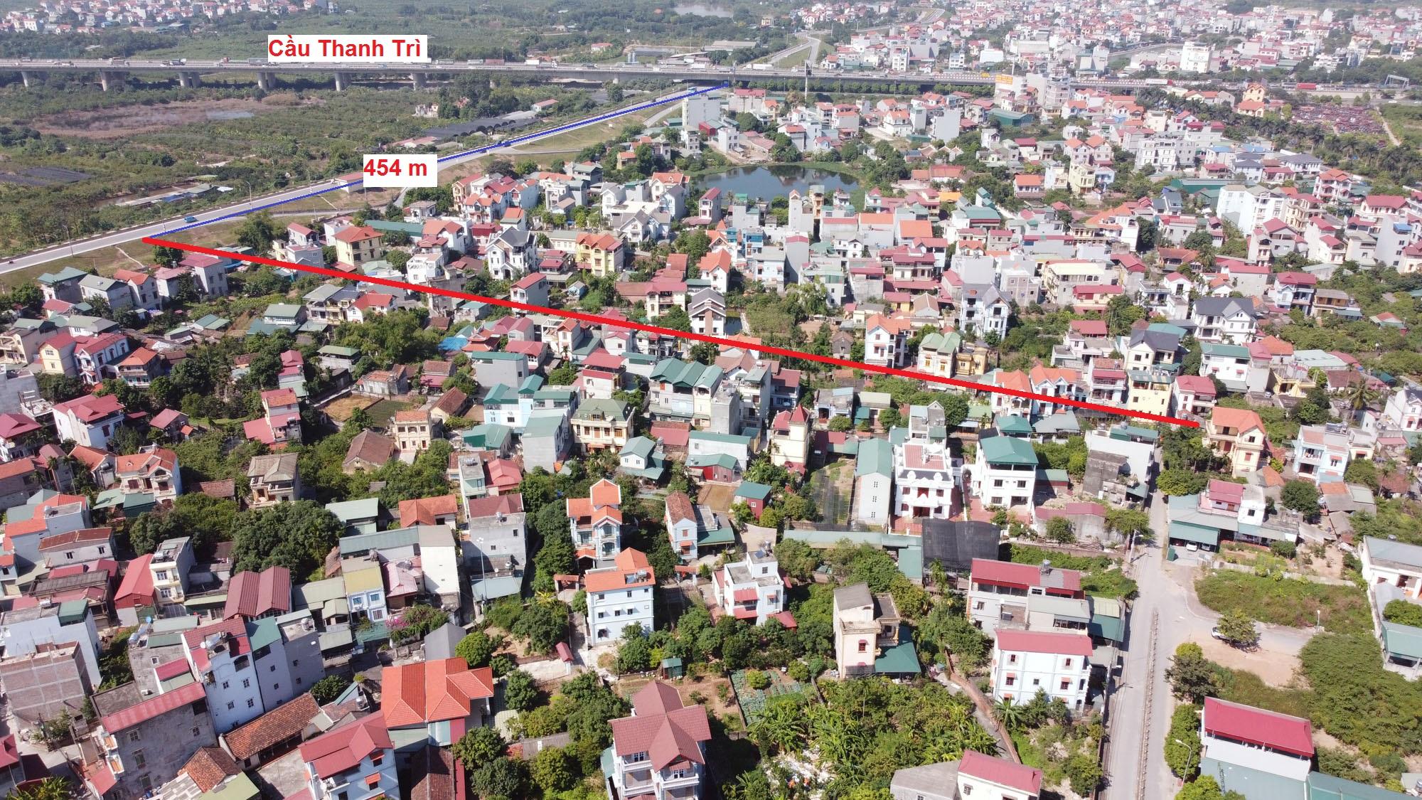 4 đường sẽ mở theo qui hoạch ở xã Đông Dư, Gia Lâm, Hà Nội - Ảnh 7.