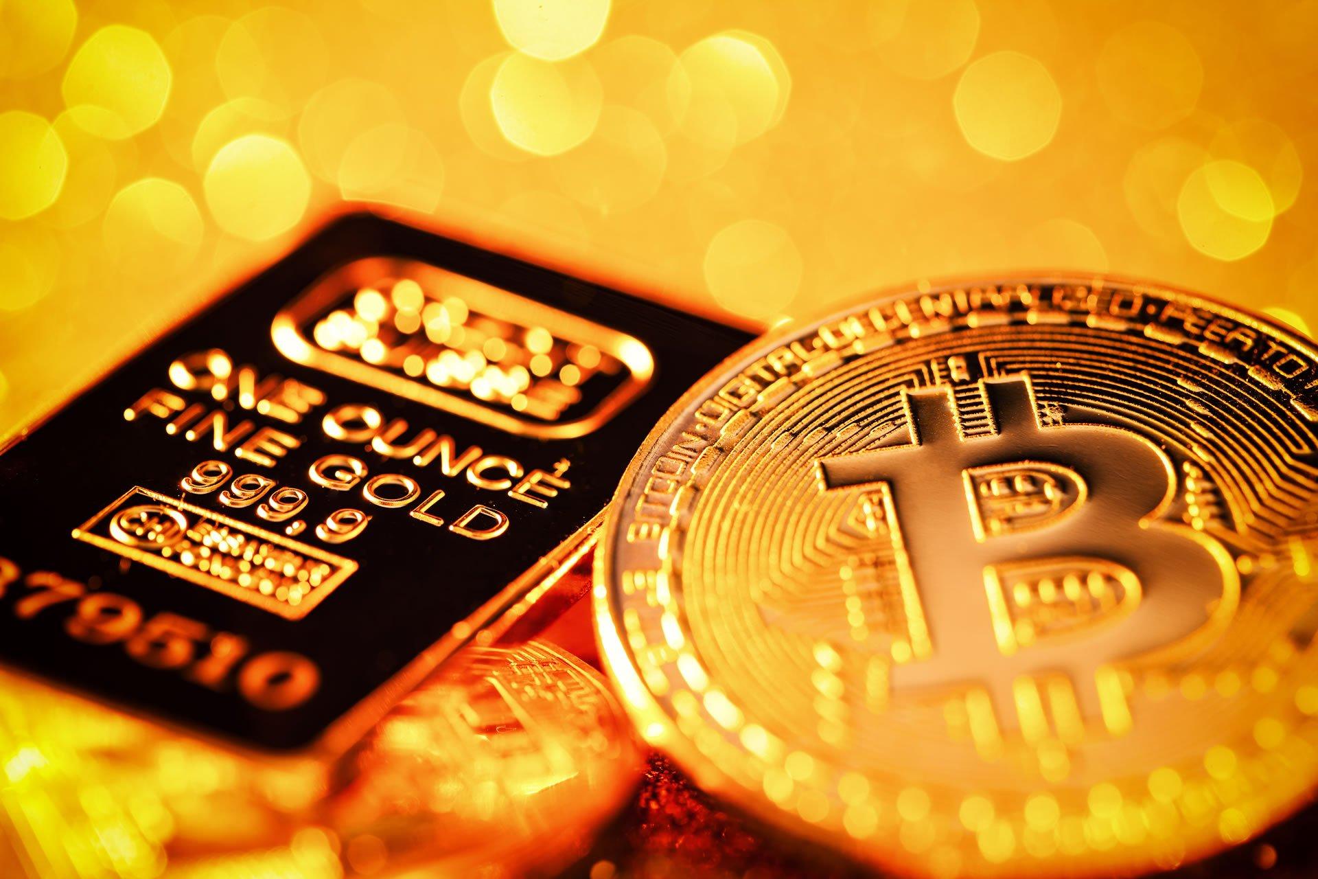 JPMorgan: Nhà đầu tư đổ xô mua bitcoin, giá vàng sẽ bị ảnh hưởng trong dài hạn - Ảnh 1.