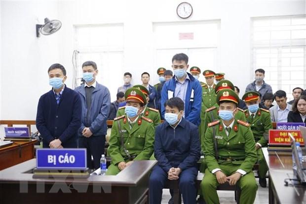 Bị cáo Nguyễn Đức Chung lĩnh án 5 năm tù liên quan vụ án Nhật Cường - Ảnh 1.