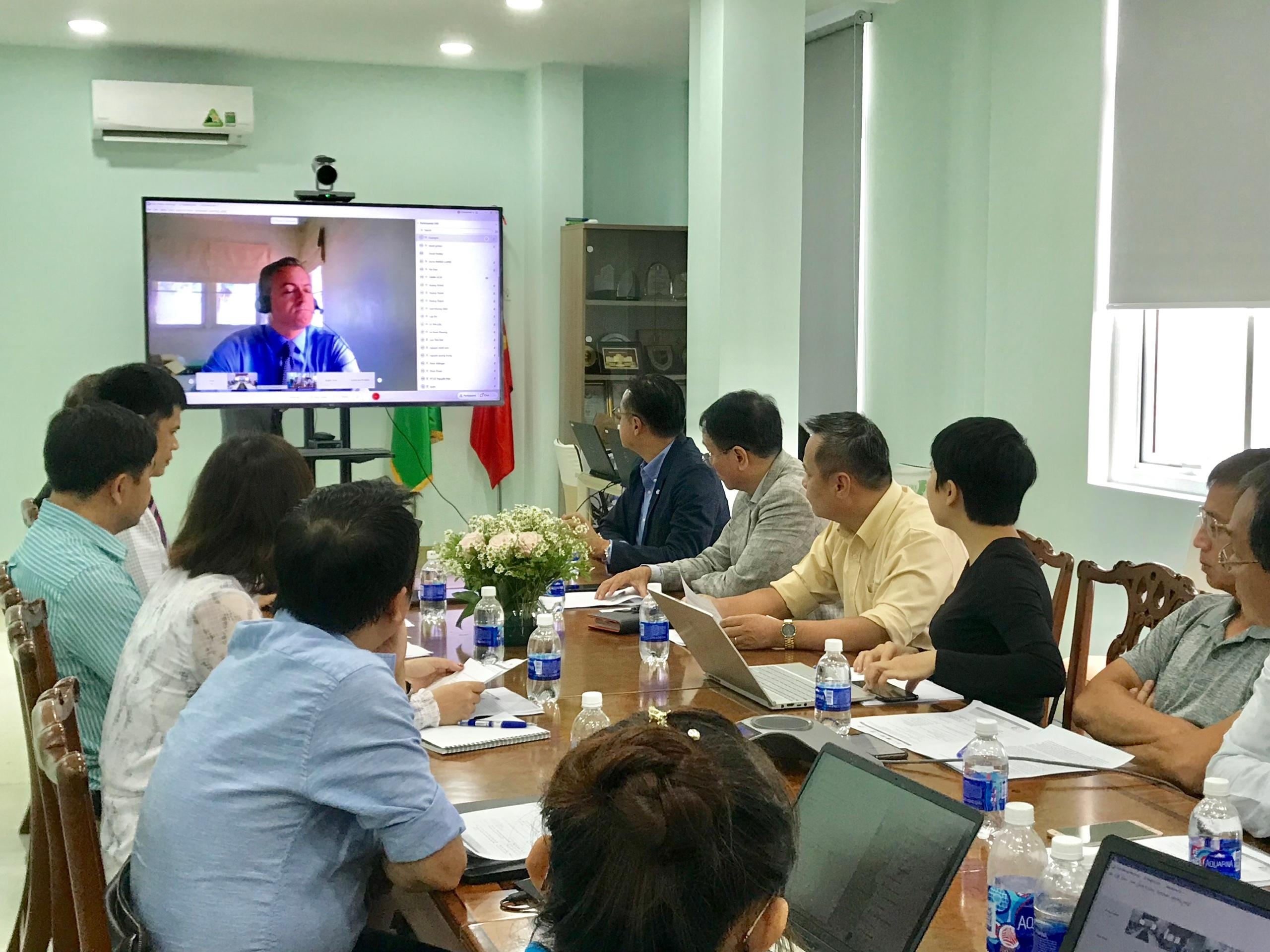 Qui định gỗ hợp pháp của Việt Nam chưa phù hợp yêu cầu của EU - Ảnh 1.