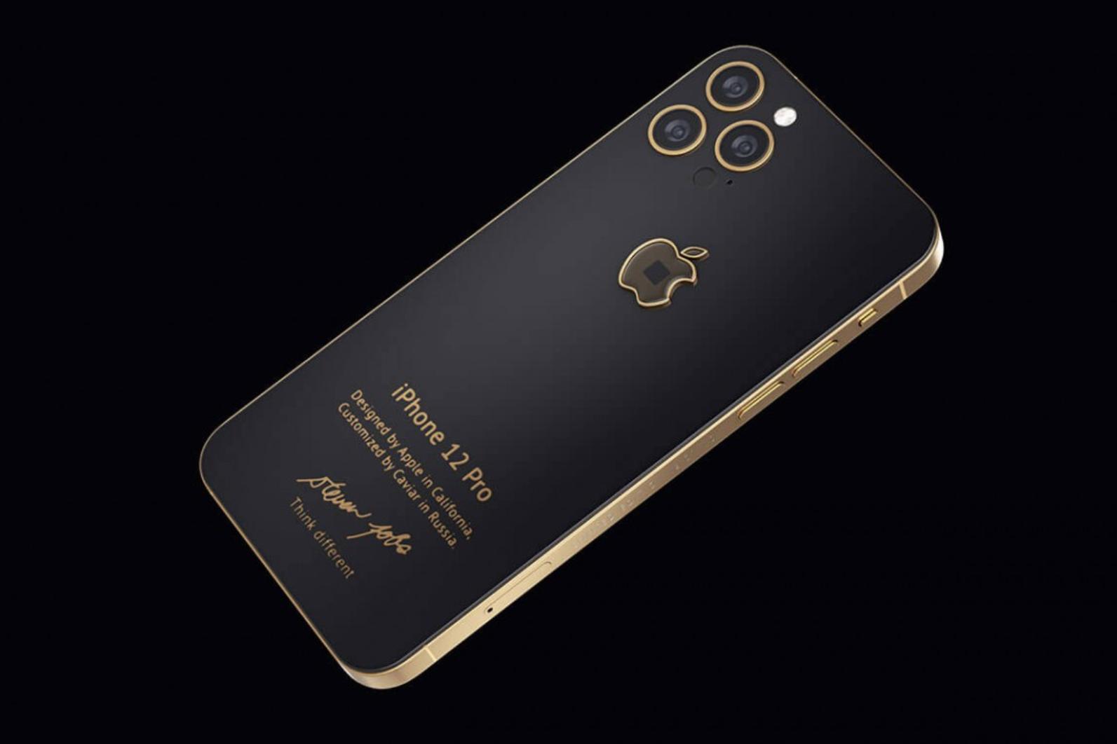 Chiếc iPhone 12 đắt nhất thế giới với giá hơn 200 triệu đồng