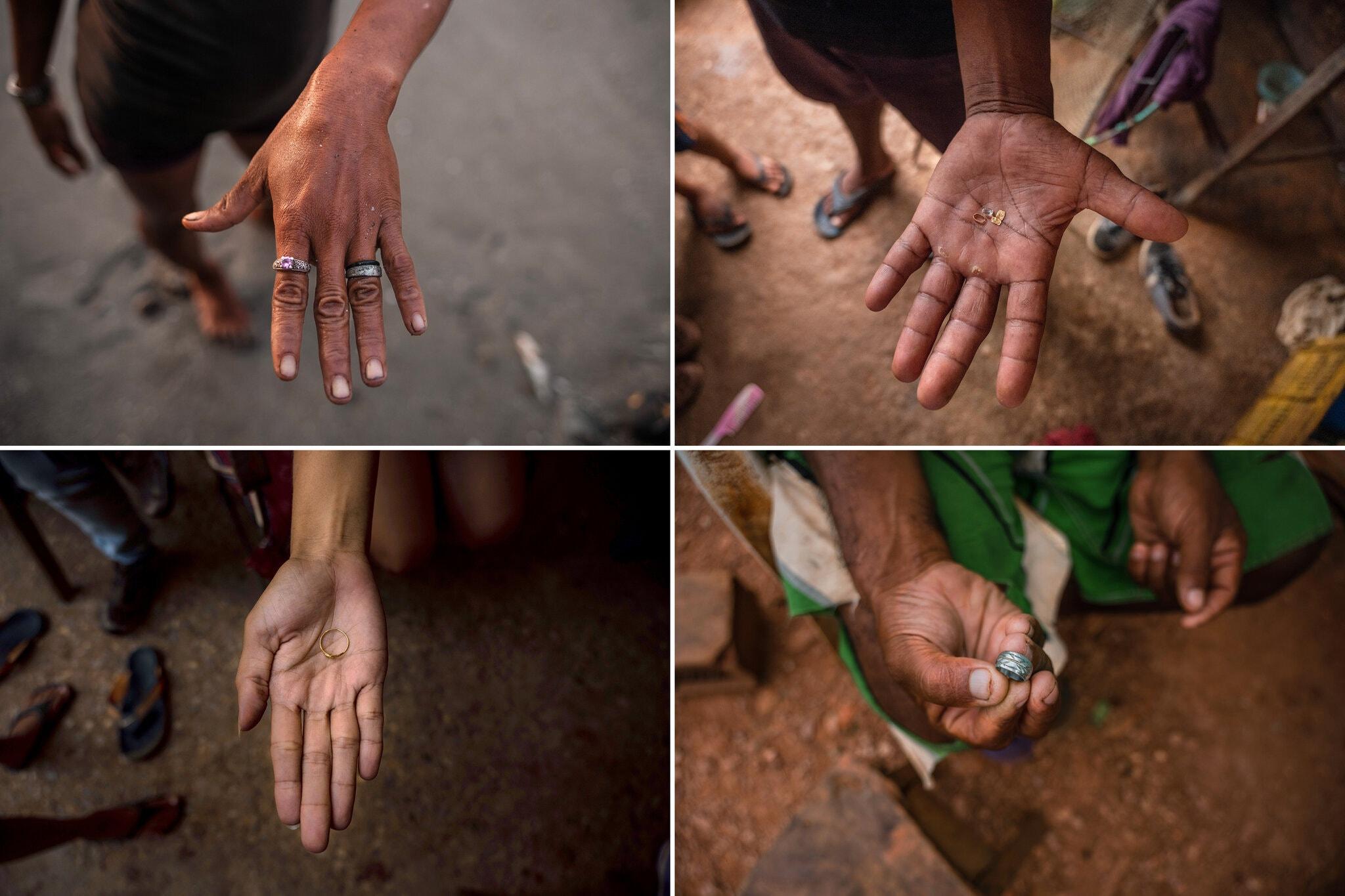 Kho báu dạt vào bờ biển Venezuela, mang theo vàng và hi vọng cho một làng chài nhỏ - Ảnh 3.