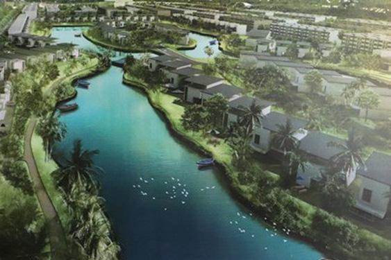 Mở rộng quy hoạch chung Đô thị Hải Tiến, Thanh Hoá lên 2.600 ha