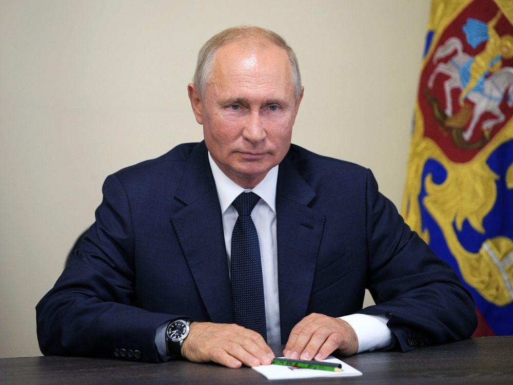Tổng thống Putin chúc mừng ông Biden thắng cử - Ảnh 1.