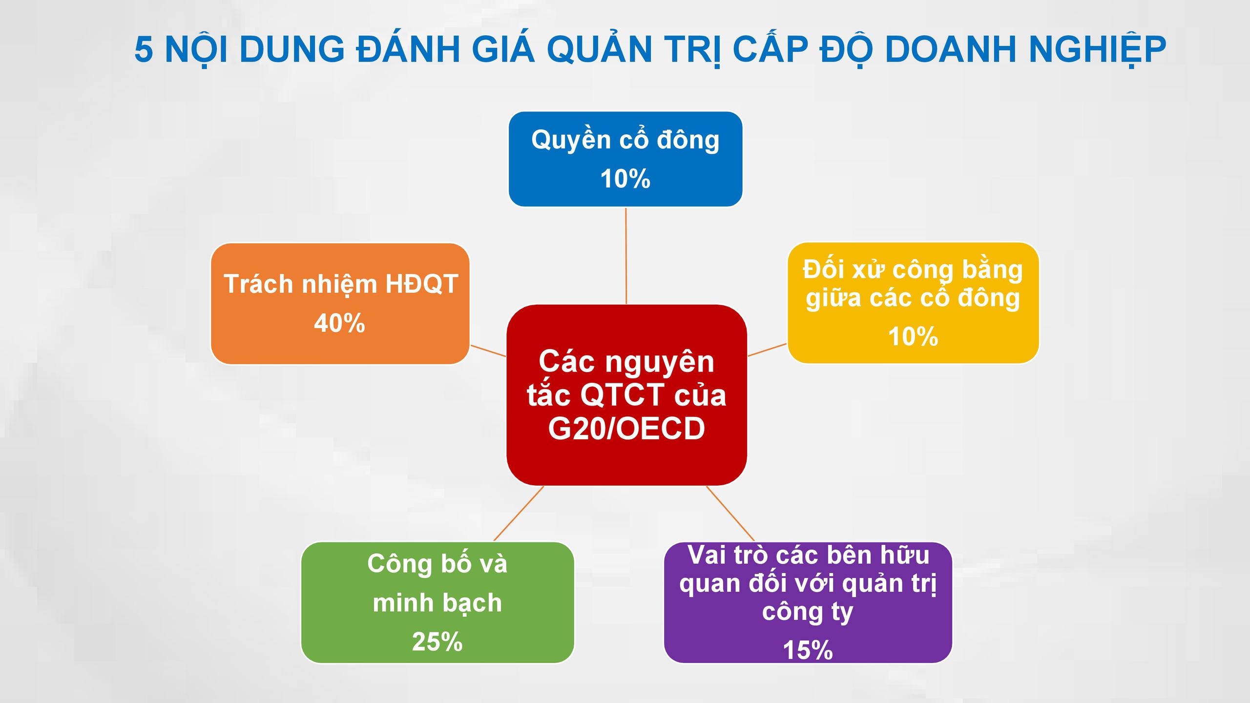 Vinamilk dẫn đầu tại Việt Nam và thuộc top Asean về quản trị công ty - Ảnh 2.